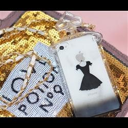 Case iphone panterka 4/4s
