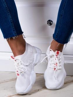 Buty sportowe Madam Iggy białe