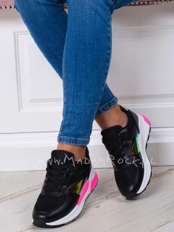 Buty sportowe Madam Doll czarne