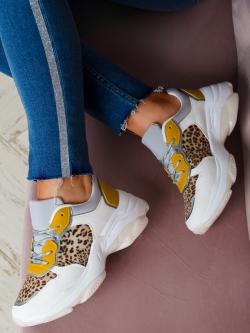 Buty sportowe Lady Nuseo białe