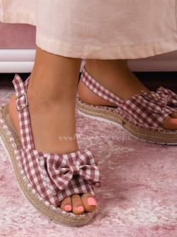 Espadryle sandały Lady...