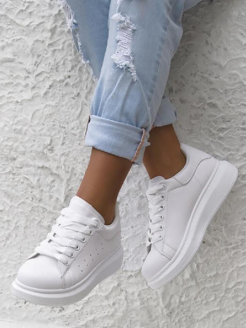 Buty sportowe Rock Upper II białe
