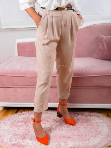 Eleganckie spodnie...