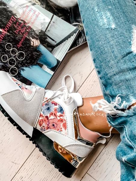 Sneakersy Rock Run Away w...
