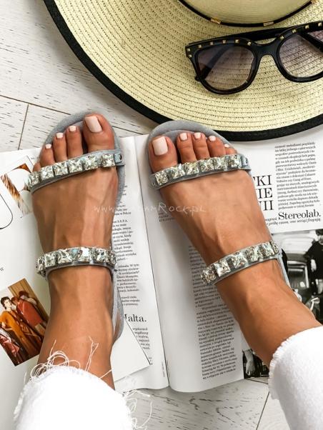 Sandały klasyczne płaskie...