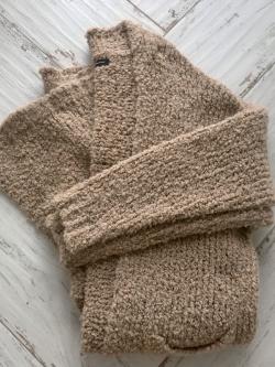 Sweter kardigan długi...
