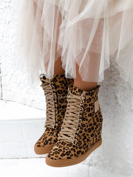 Sneakersy zamszowe Chic w...