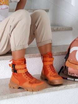 Botki sneakers Rock Claps...