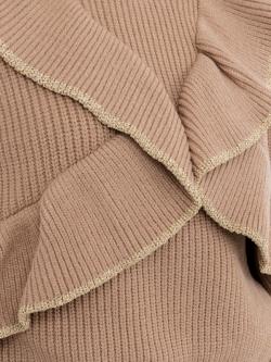 Krótki miękki sweter Lady...