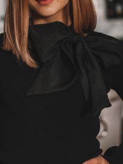 Bluzka z kokardą Madam Bris...
