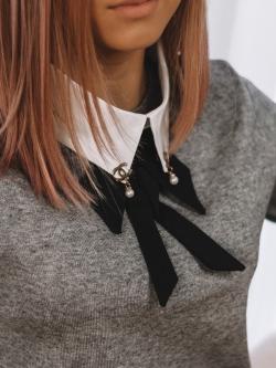 Sweterek elegancki z...