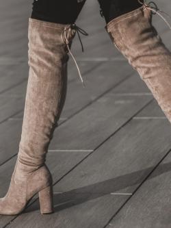Kozaki za kolano Madam...