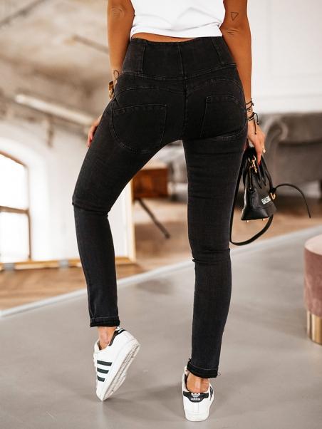 Spodnie jeansowe Push-up...