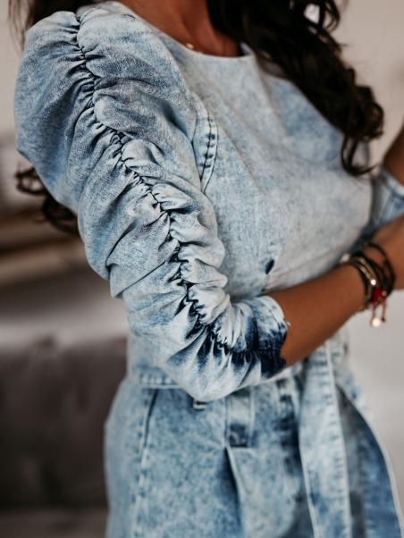 Bluzka jeansowa Kiki