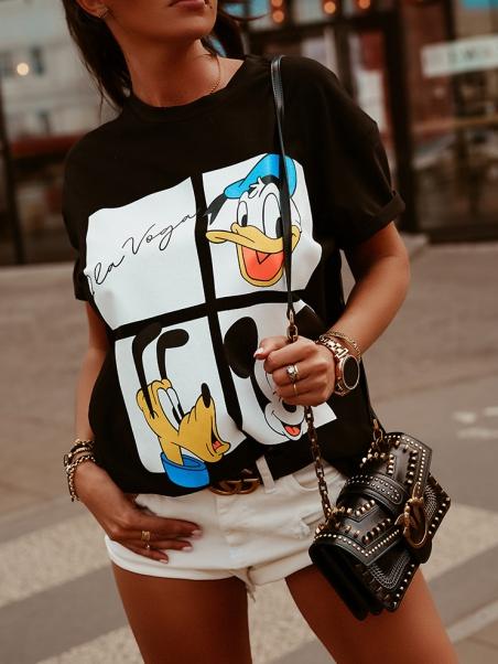 Bawełniany t-shirt Pets...