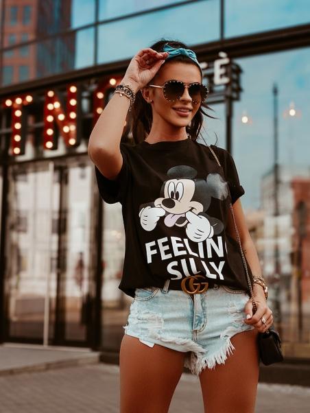 Bawełniany t-shirt Feeling...