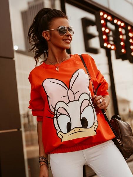 Bluza dresowa Daisy...
