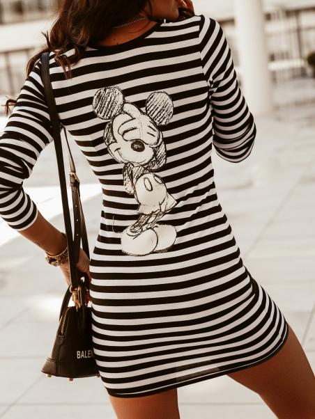 Elastyczna sukienka Marina...