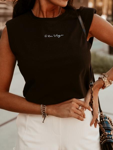 Bawełniana bluzka Lorena z...