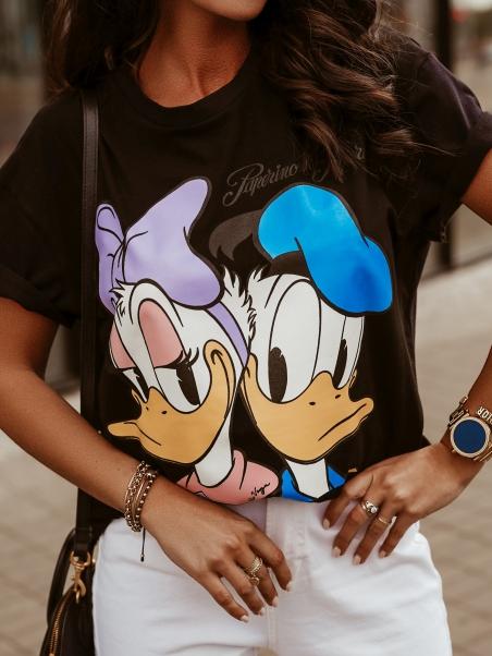 Bawełniany t-shirt Paperina...