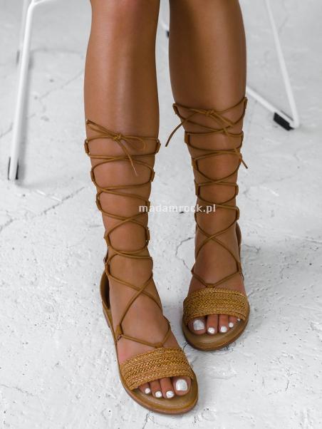 Sandały rzymianki Madam...