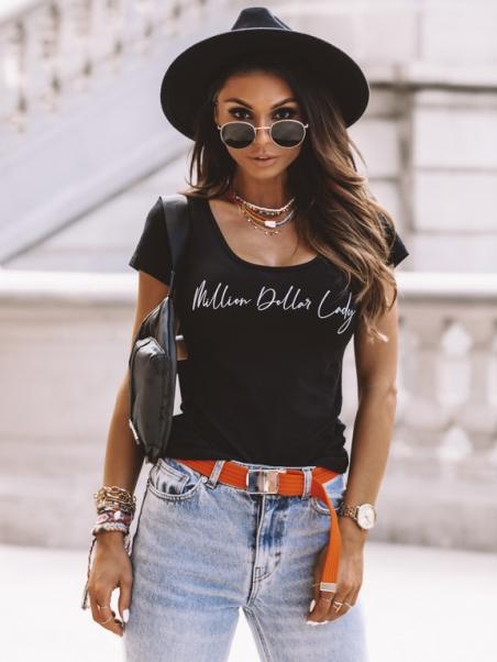 T-shirt klasyczny Dollar...