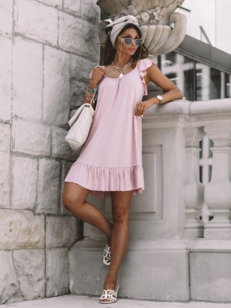 Sukienka delikatna...
