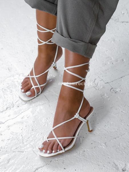 Sandały szpilki Madam Kadus...