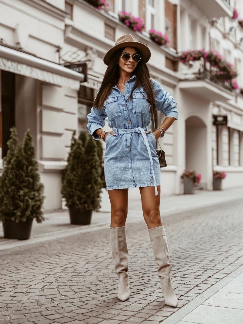 ПЛАТЬЕ jeans