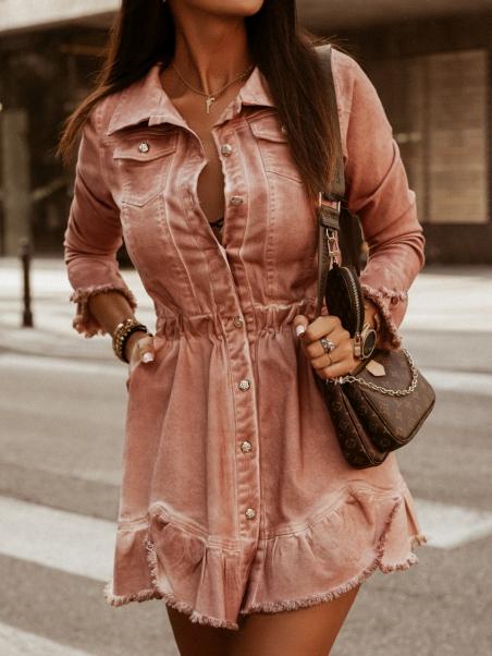 Sukienka jeansowa Ariana...