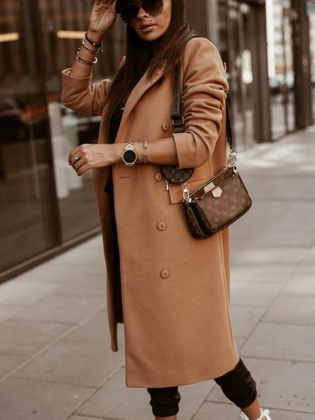 Płaszcz klasyczny Luxury...
