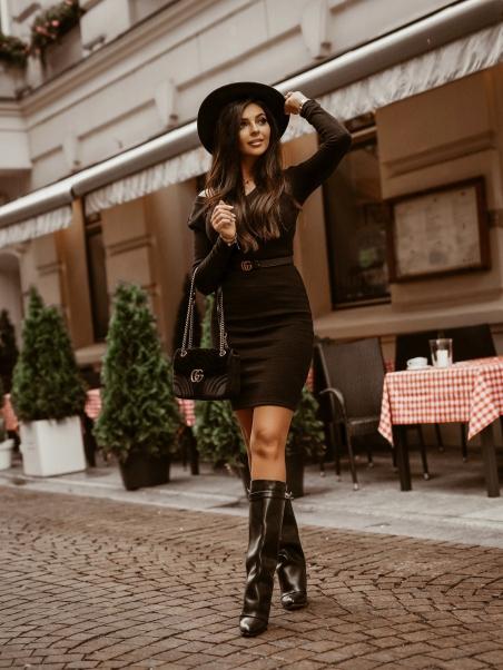 Sukienka dzianinowa Knitted...