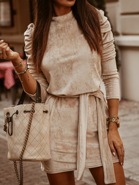 Sukienka z bufkami Sofia...
