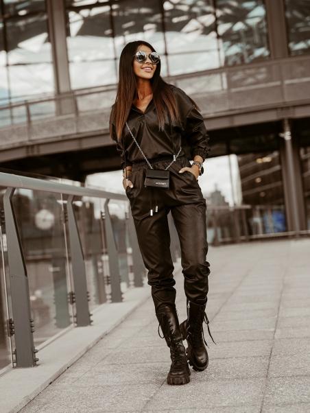 Komplet sportowy Leather...