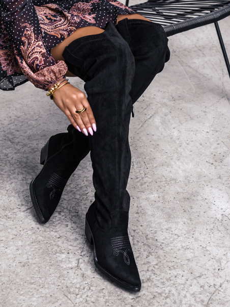 Kozaki za kolano Westi Rock...