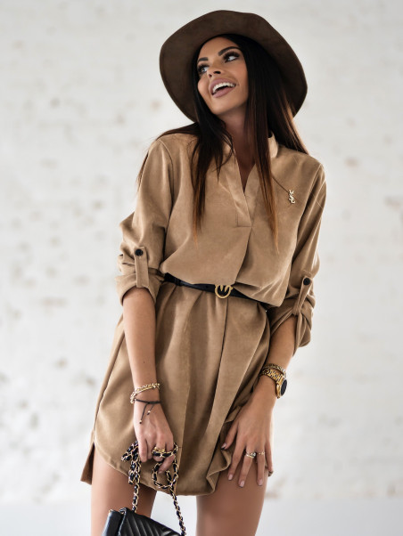 Sukienka sztruksowa Simple...