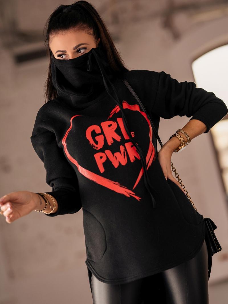 ТОЛСТОВКА Girl power