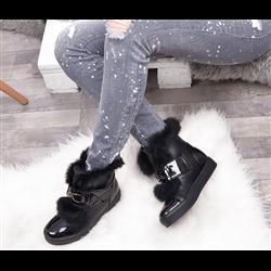Czarne sneakersy z suwakami