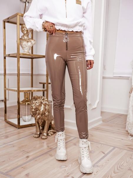 Spodnie lateksowe...