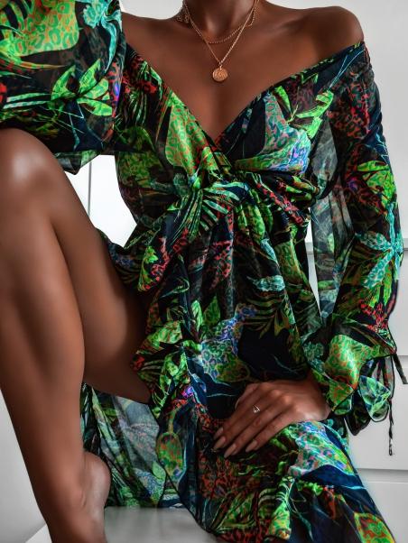 Sukienka plażowa Africa...