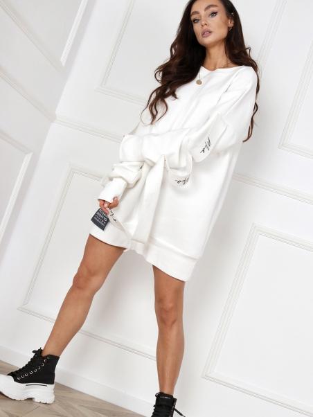 Bluza oversize długa Modeo...