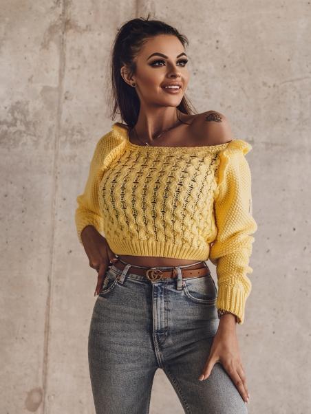 Sweter elegancki z...