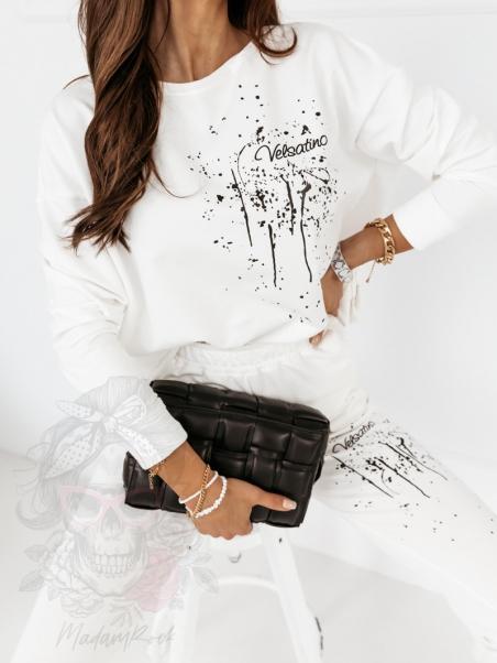 Bluza bawełniana Tinno biała