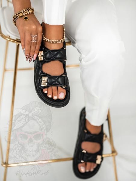 Sandały profilowane Madam...
