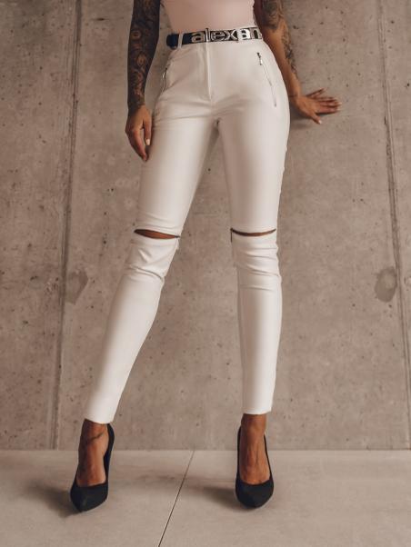 Spodnie z suwakami Zippers...