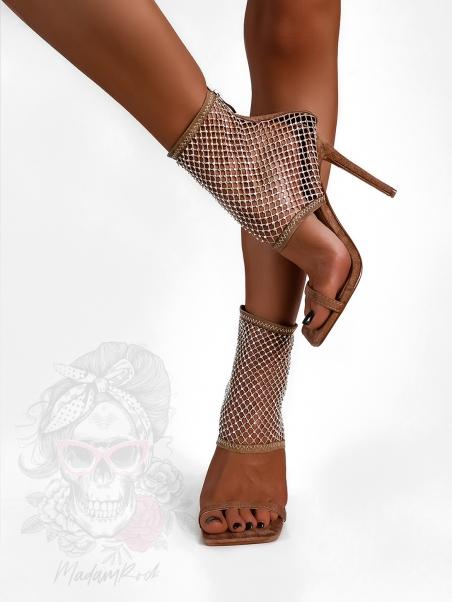 Sandały kabaretki Madam...