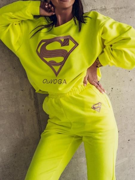 Komplet dresowy Super Girl...