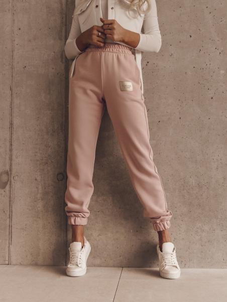 Spodnie bawełniane Sporty...