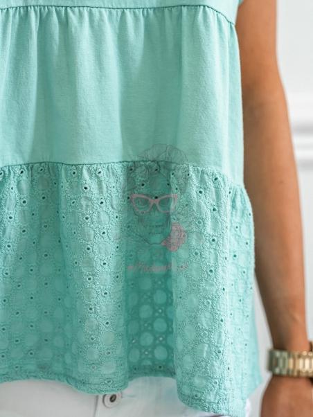 Bluzka bawełniana Dora Rose...