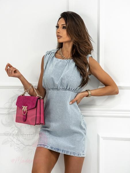 Sukienka jeansowa Isla Blue...